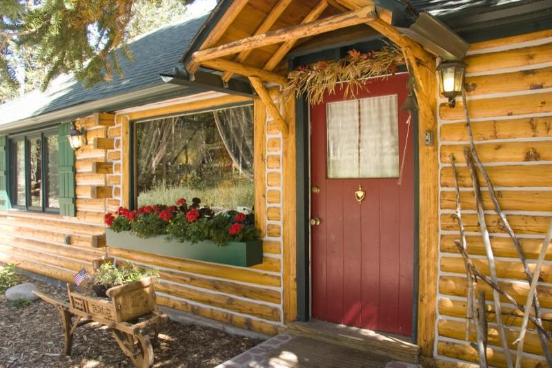 A storybook cabin