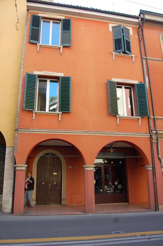 Casatori - The building