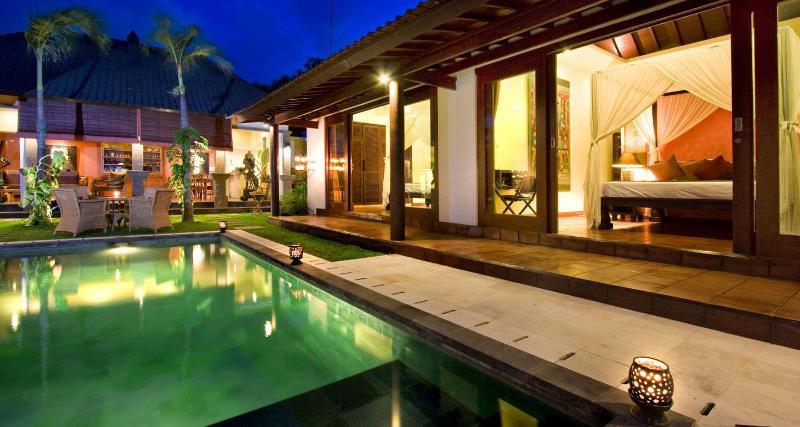 Tropischen Luxus-Villa