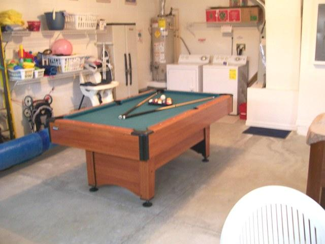 Games room/Utility area