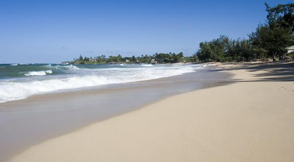 Paia Bay Beach