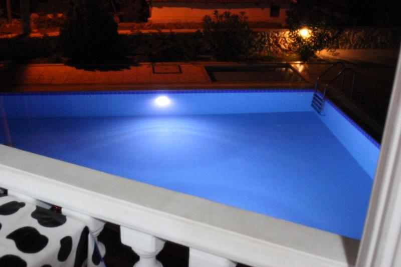 Mid night swim anyone