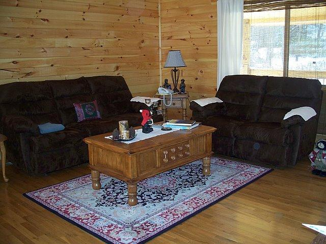 Four recliners