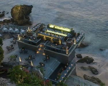One of the Close By Cliff Top Bars - This One was Voted  one of  the Top 10 Bars in the World