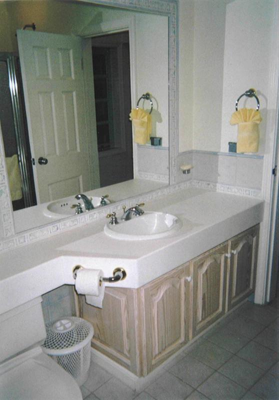 4 Bathrooms en suite