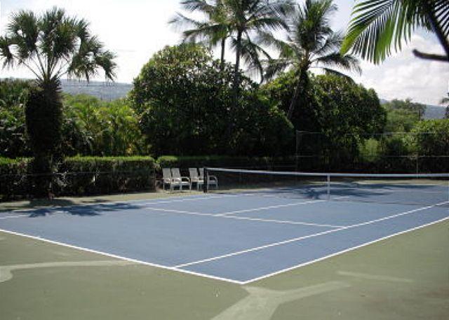 Gemeinschafts Tennisplatz