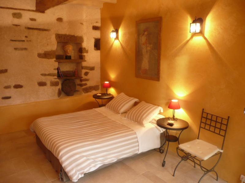 chambre romaine, roman bedroom
