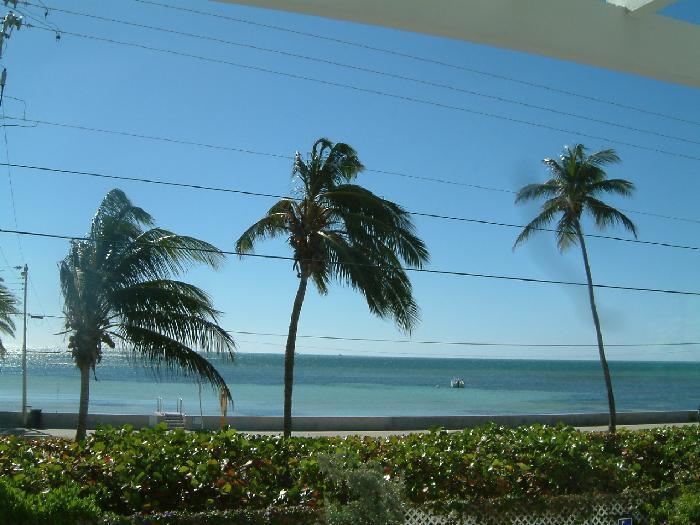 Oceanfront 2 Bedroom 2 Bath Condo Key West Florida, vacation rental in Key West