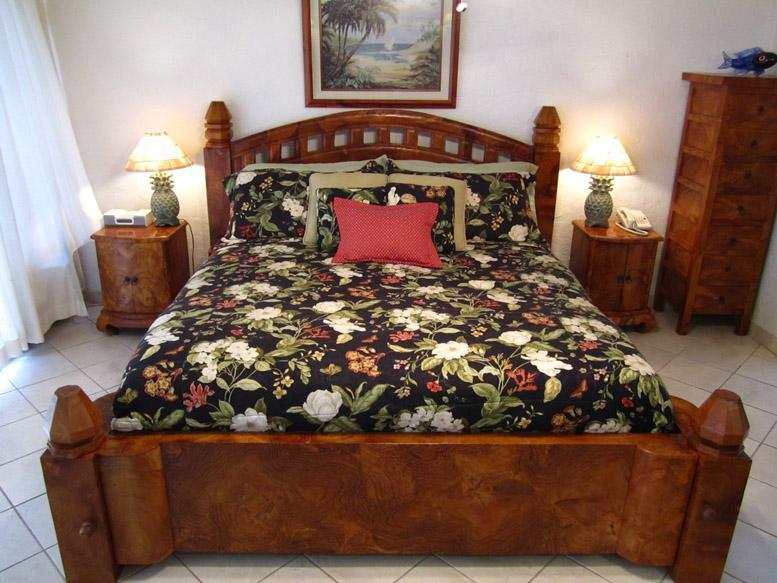 Pillowtop Bali King Bed-Many Guests Have Said It Is the Most Comfortable Bed They Have Ever Slept In