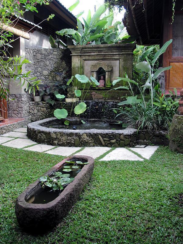 The Garden, Murni's Houses , Ubud, Bali