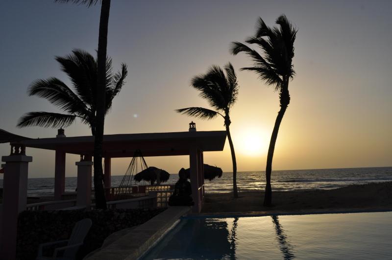 Villa Flamingo Greets The Spectacular Sunrise