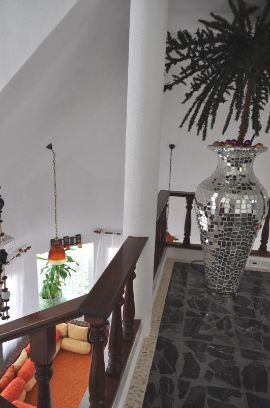 Villa Flamingo Stairway