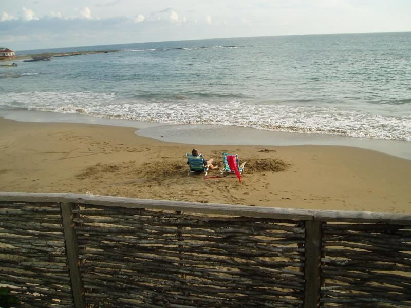Sit back on the Doubloon beachfront and truly relax