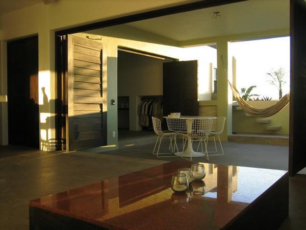 Interior exterior Living