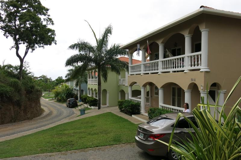 Street at Tanglewood Villa