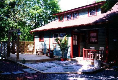 Berkeley House, vacation rental in Berkeley Springs