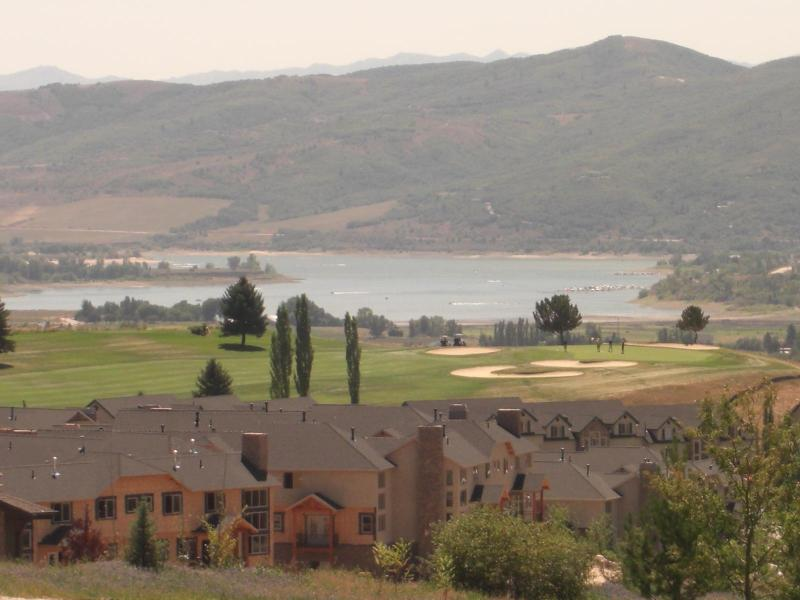 View of Pineview Lake & Golf Course