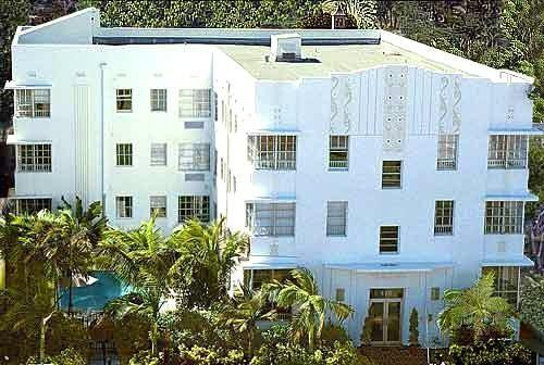 The Building---Two Streets away from Ocean Drive and Lincoln Road