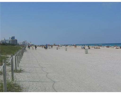 And South Beach on a Quieter Day.