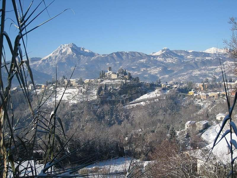 view from Bellavista terrace (winter)