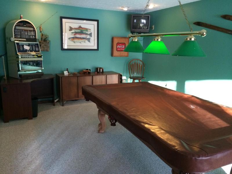 Pool Room - Adult Game Room