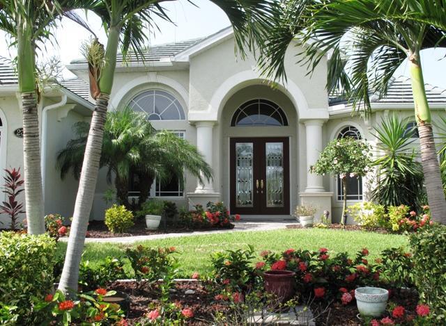 Maison front de mer magnifique dans le sud-ouest du cap Coral