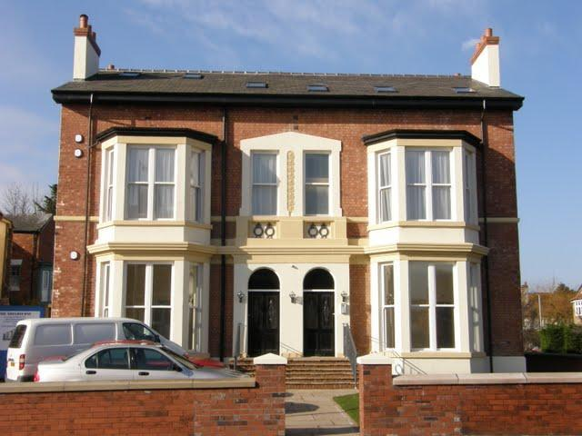 The Shelbourne Apartments, location de vacances à Merseyside