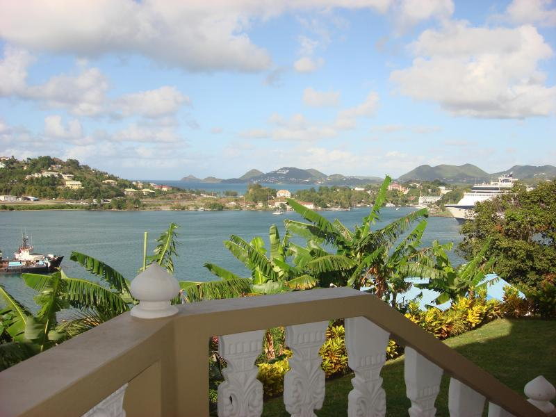 La Marguerite Apartment BAYSIDE VILLA ST. LUCIA, holiday rental in Castries