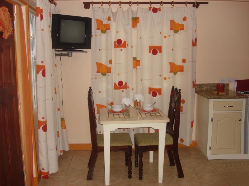 LA MARGUERITE - fine dining area