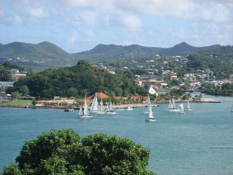 LA MARGUERITE - sailing around the bay