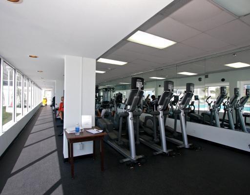 Fitness Center - fitnessruimte