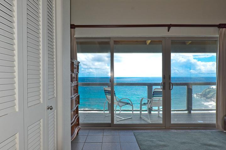 Master Suite Oceanview Balcon Enroulable