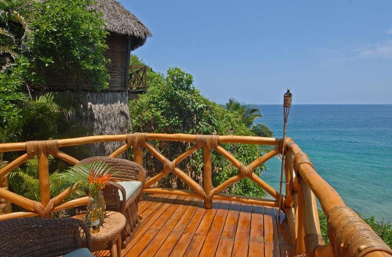 Casa Coco's upper deck