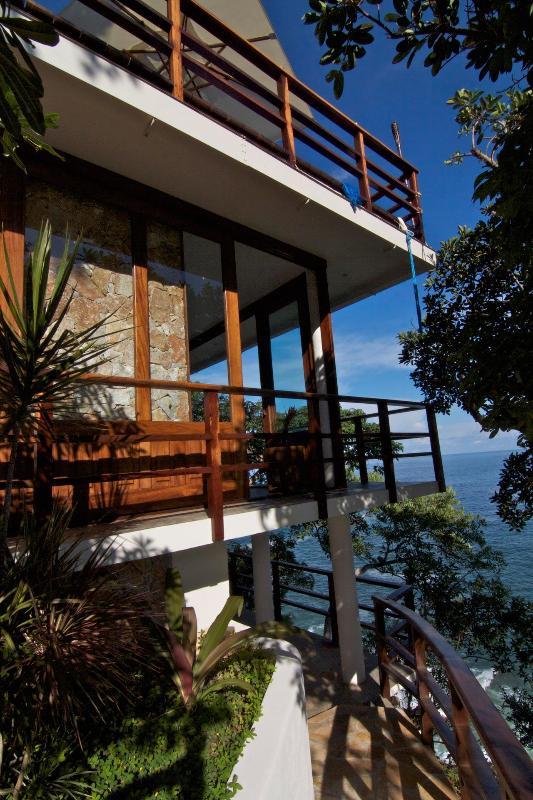Casa Mirador's beautiful architecture