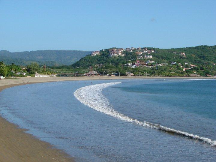 La ciudad y playa - está a la vuelta de la esquina