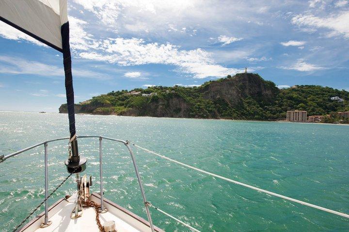 Disfrute de una excursión de vela - ballenas y delfines se ven a menudo en estos viajes
