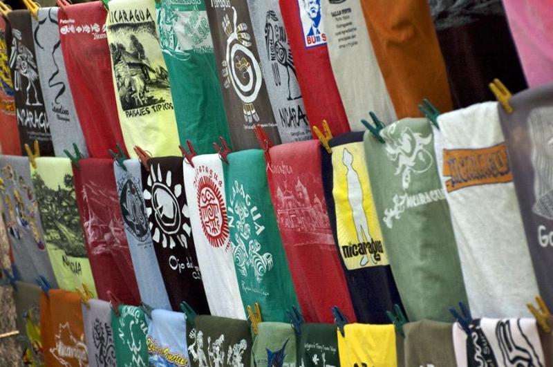 Camisetas para la venta - San Juan Del Sur