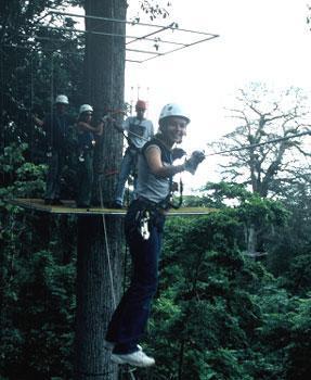 Tours de Canopy zip línea cercanías