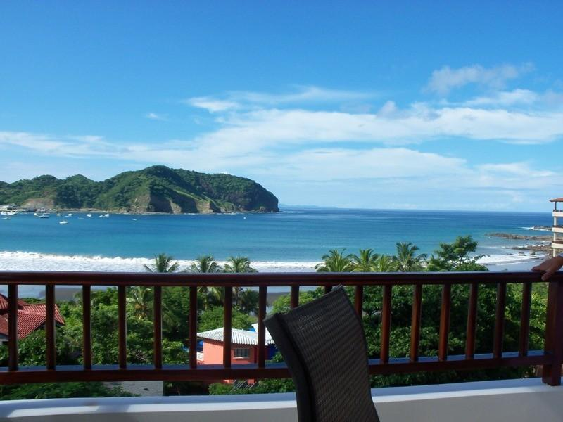 Imagen perfecta vista hacia Costa Rica