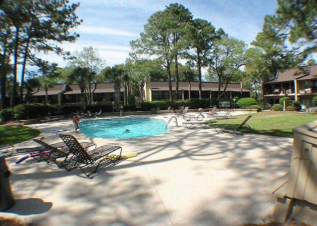 Beach Villas Swimming Pool