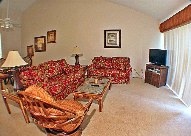 Lake Forest 3304 - Sea Pines One Level Condo, vacation rental in Hilton Head