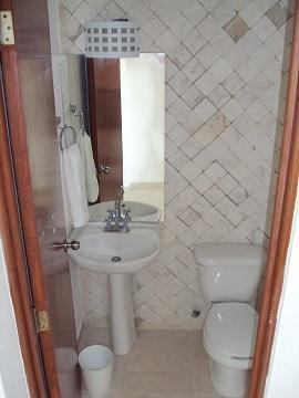 Hall d'entrée WC