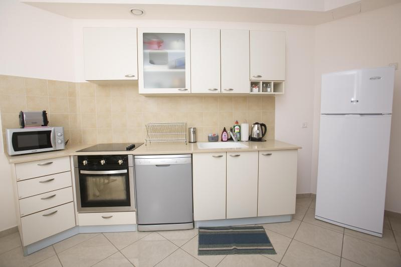 Fully equipped kitchen (kosher option available on request)