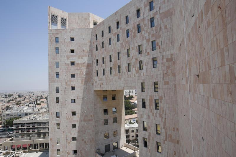 Our ' Windows of Jerusalem' building