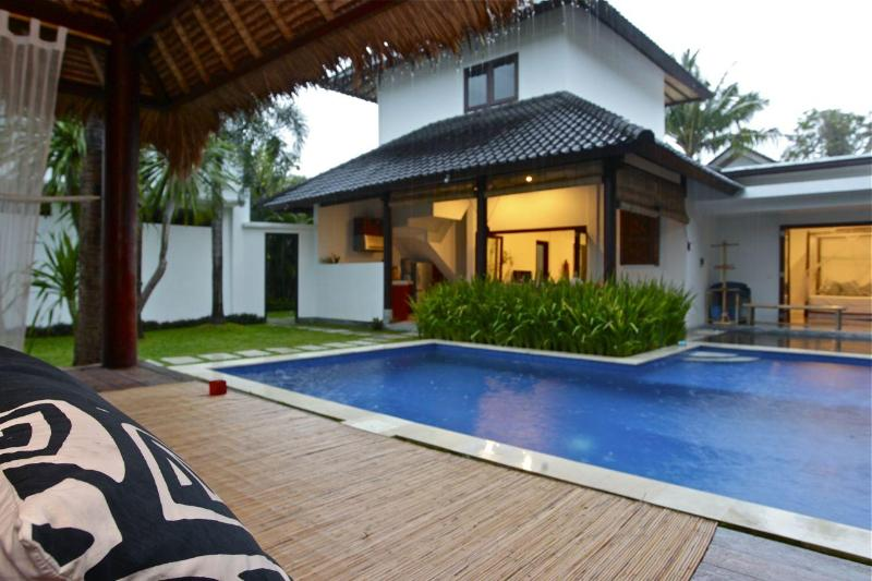 Villa view from Bale