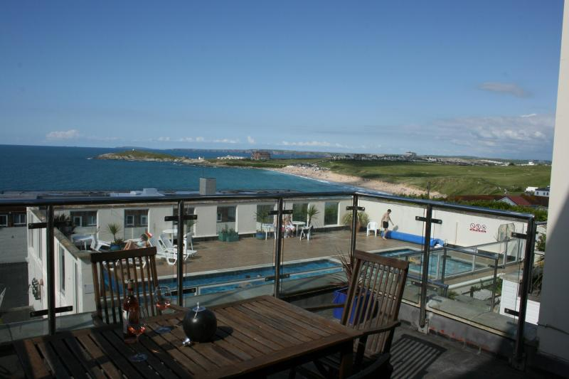 Fistral Beach Holiday Home, holiday rental in Newquay