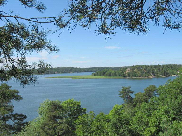 Surroundings of Lidingö