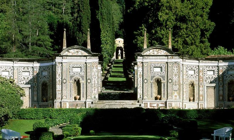 VIlla D'este Mosaico-Location for Weddings