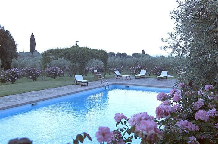 Castellare de sernigi swimmig pool