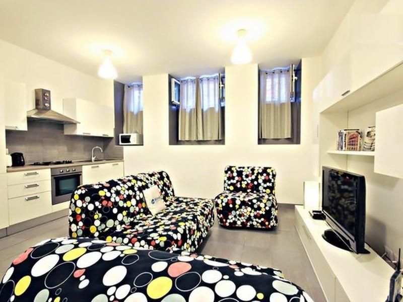 S.Quintino White Apt - living room